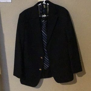 Boys Suit Jacket with Tie